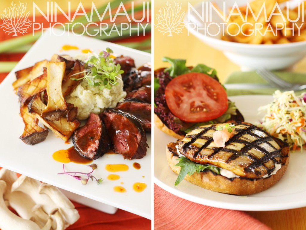 Nina Maui Photography Haile Maile 2 1024x768 Haliimaile General Store Back Cover Ad for Upcountry Dining Magazine
