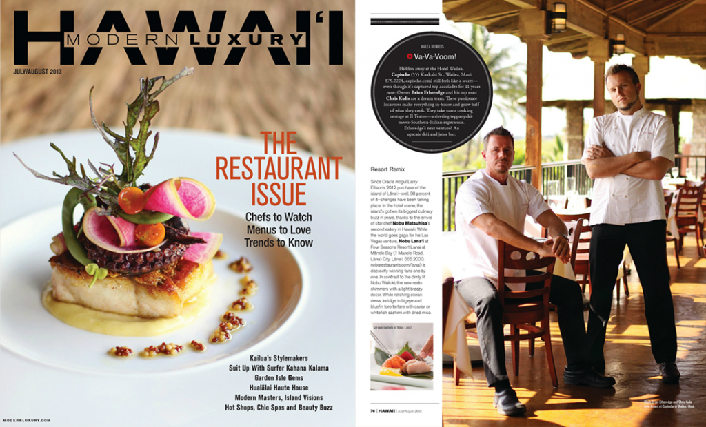 Screen Shot 2013 07 14 at 7.48.53 AM 1024x620 Modern Luxury Hawaii   The Restaurant Issue 2013